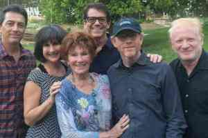 Happy Days Cast Reunites