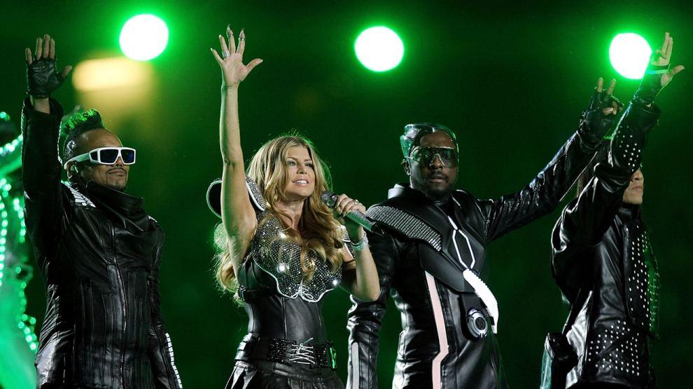 Black Eyed Peas Fergie Will.i.am apl.de.ap taboo
