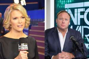 Alex Jones leaks audio from Megyn Kelly interview