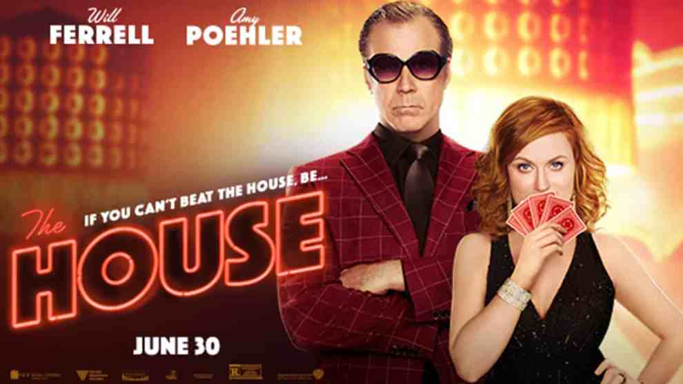 THE HOUSE - Advance Screening Giveaway