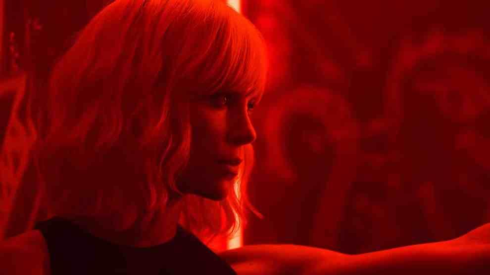 Atomic Blonde - still