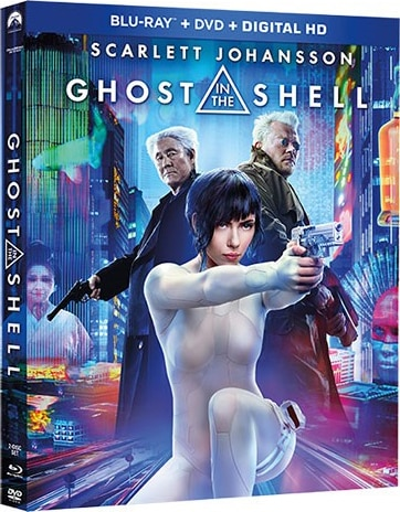 Ghost In The Shell-GitS DVD