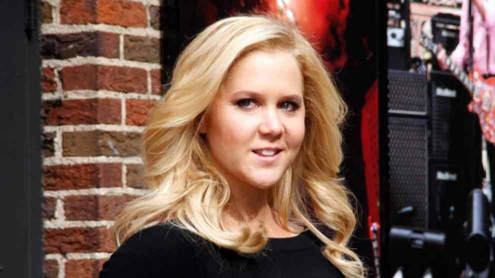 AMY SCHUMER headed to Broadway