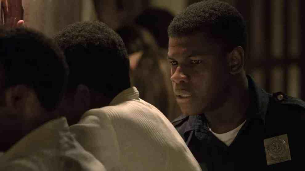 John Boyega as Dismukes in DETROIT