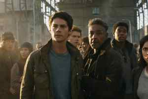 Maze Runner The Death Cure - Official Trailer