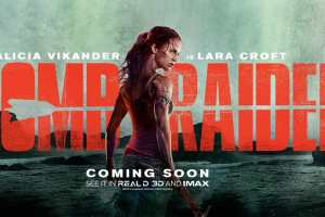 Tomb Raider - Teaser Poster