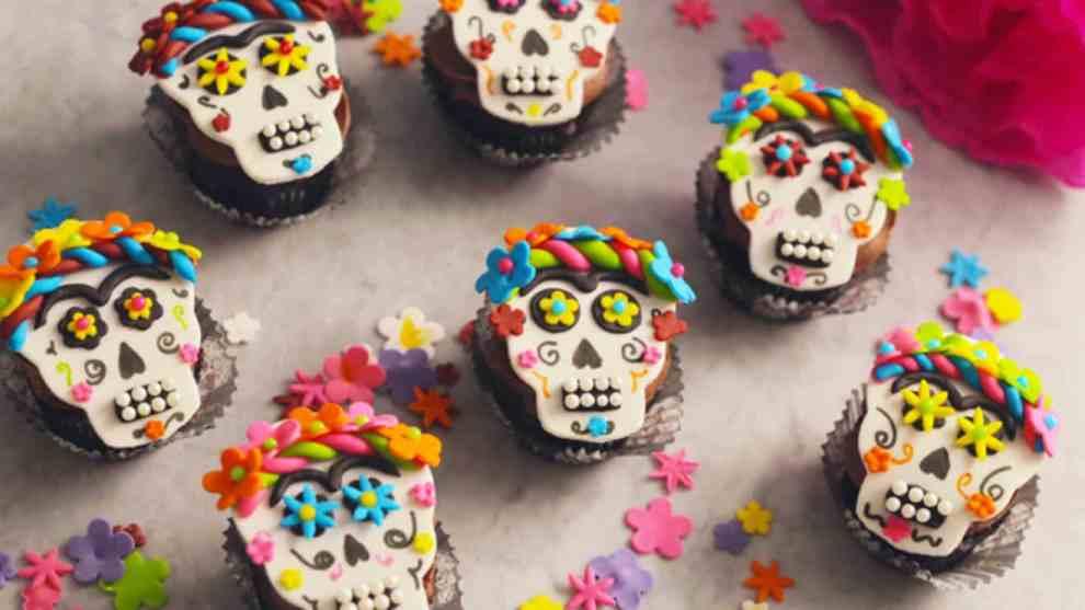 frida-skull-cupcakes1
