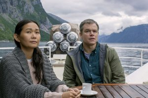 Downsizing with Matt Damon