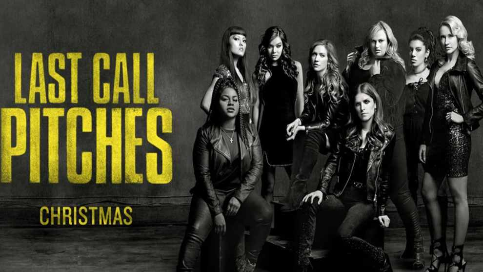 PP3 - Pitch Perfect 3