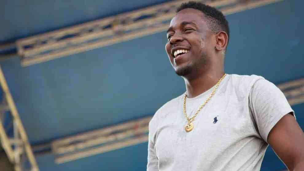 Kendrick Lamar working on Black Panther