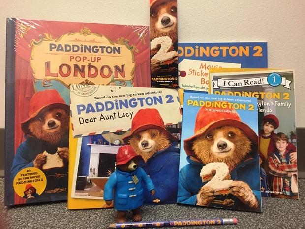 paddington book set