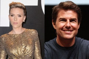 Scarlett Johansson and Tom Cruise audition