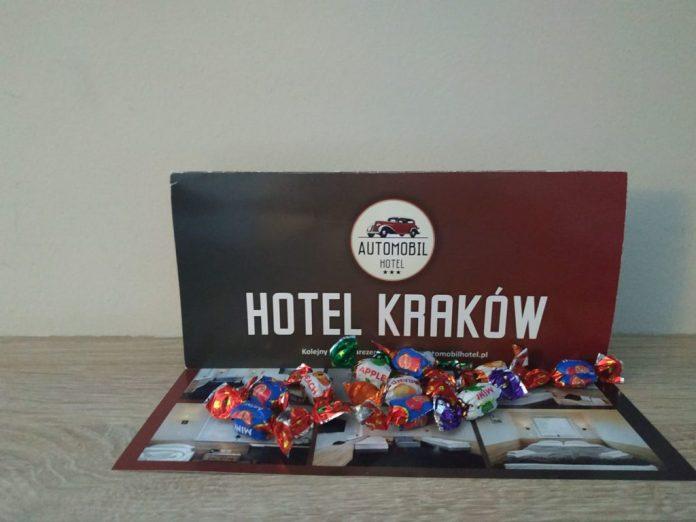 Зупинка в Кракові
