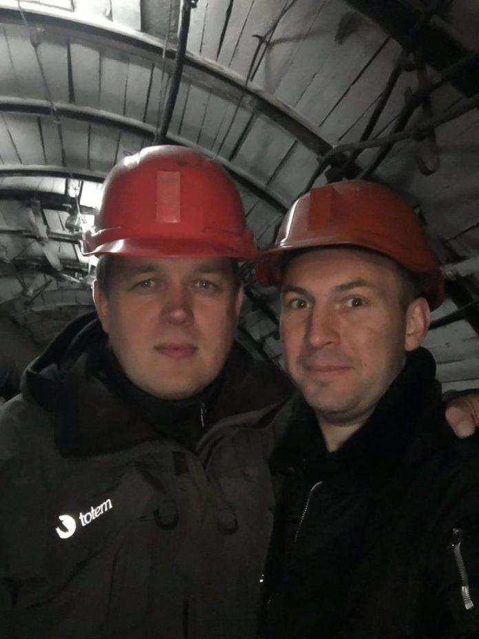 Екскурсія в навчальний комбінат шахтарів