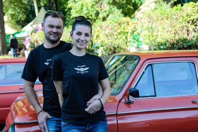 Юрій та Катерина Паньо