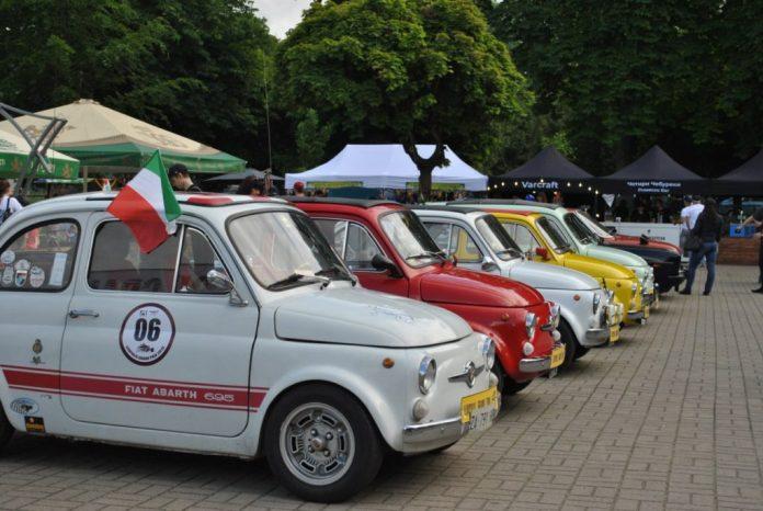 Львівський автофест Leopolis Grand Prix