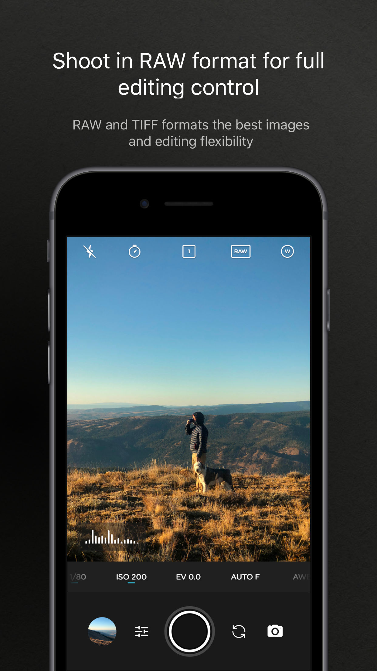 Screenshot do app Moment - Pro Camera