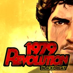 Ícone do app 1979 Revolution: A Cinematic Adventure Game