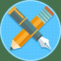 Ícone do app Bluetail - Vector Designer