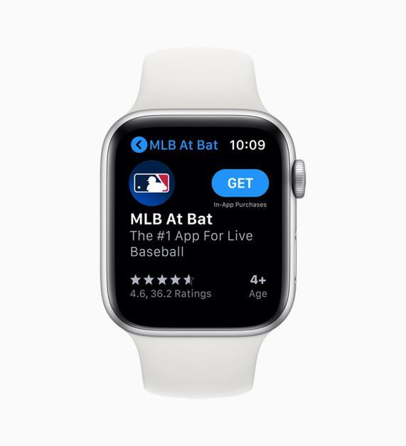 App Store no watchOS 6