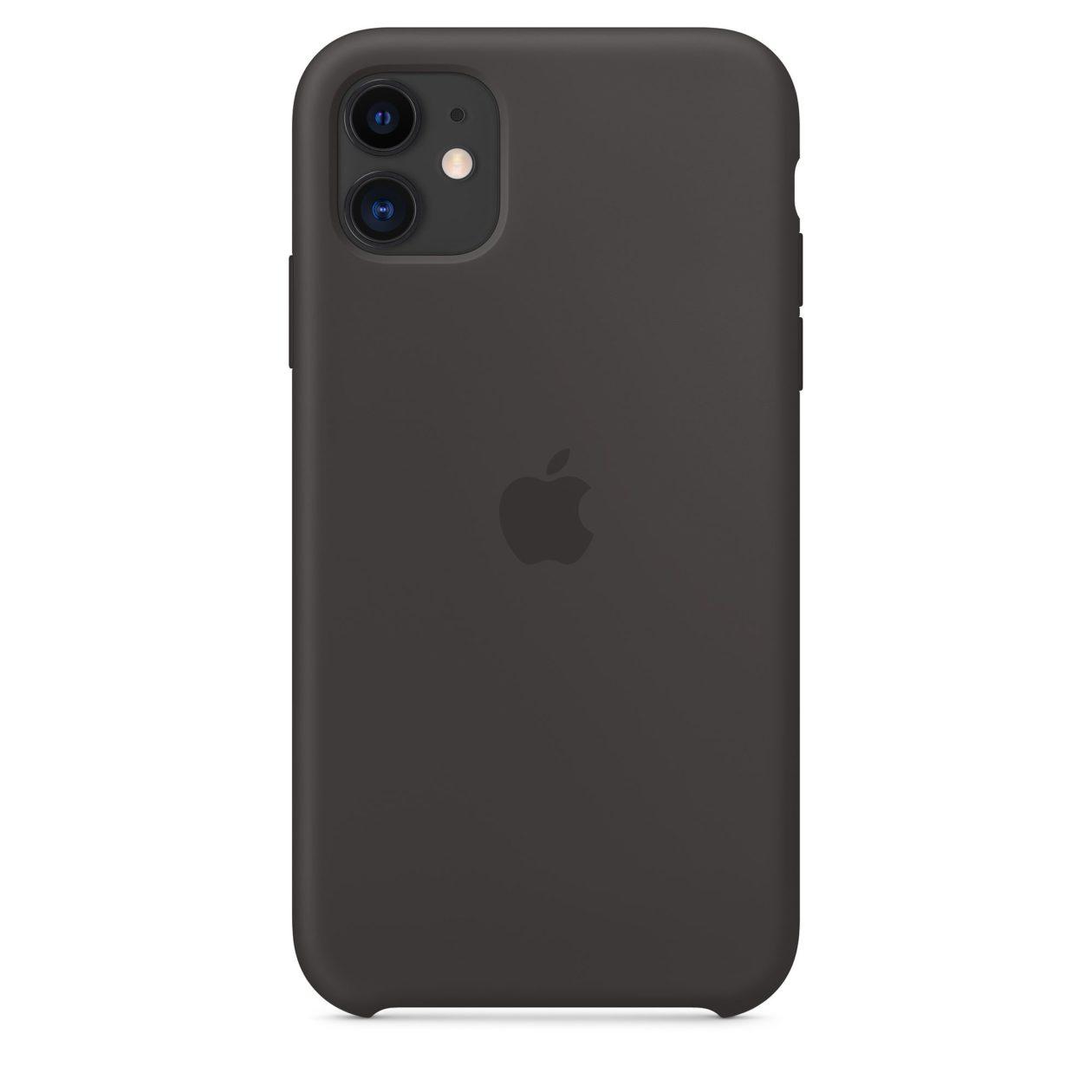 Case Silicone para iPhone 11