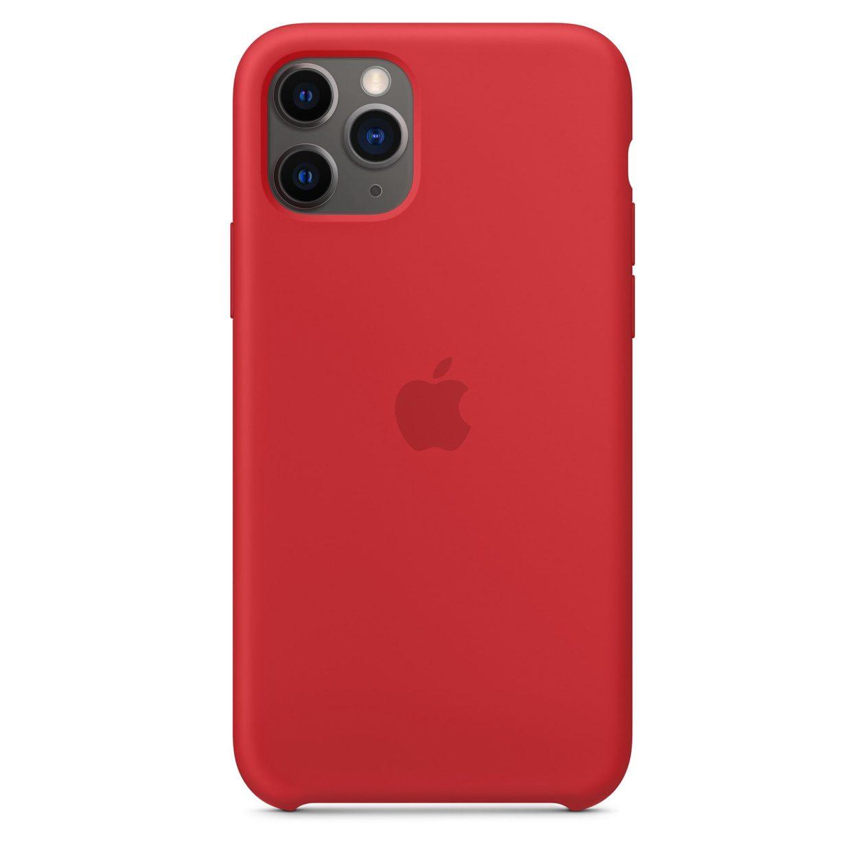 Case Silicone para iPhone 11 Pro