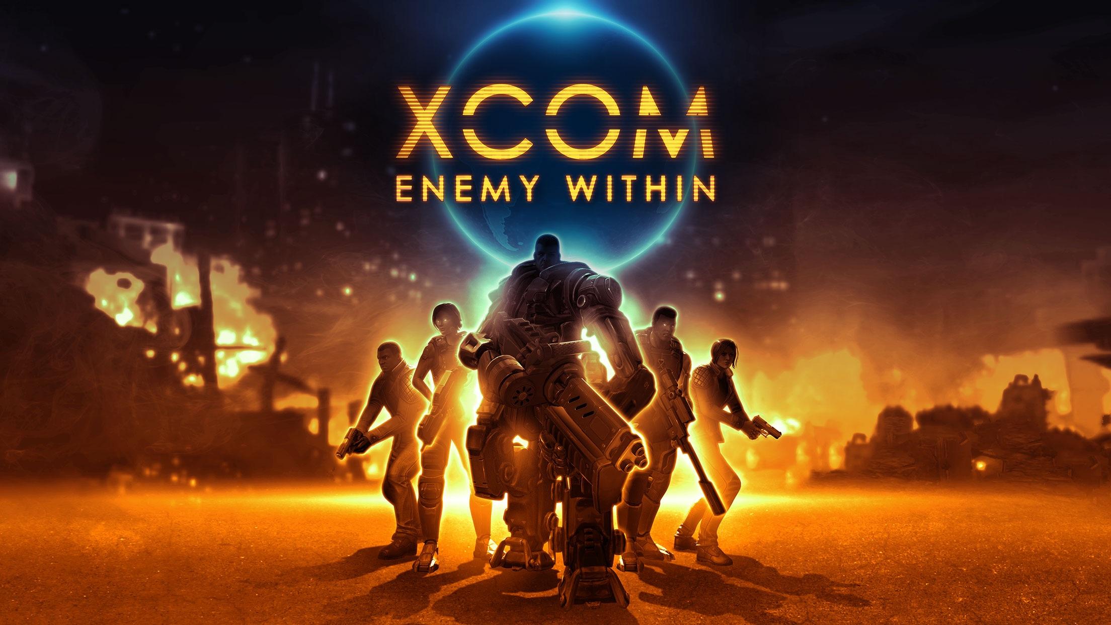 Screenshot do app XCOM®: Enemy Within