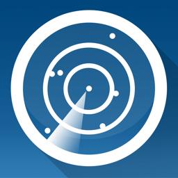 Ícone do app Flightradar24 | Flight Tracker