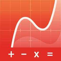 Ícone do app Graphing Calculator Pro²