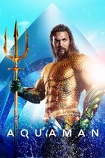 Capa do filme Aquaman (2018)