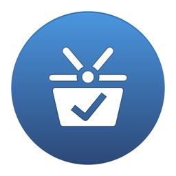 Ícone do app Shoppy ~ Groceries