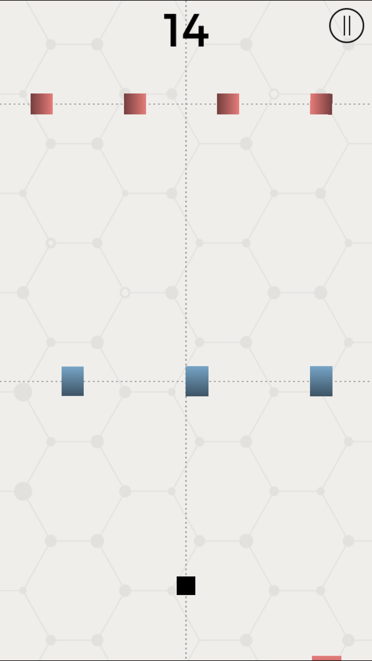 Screenshot do app Small Square