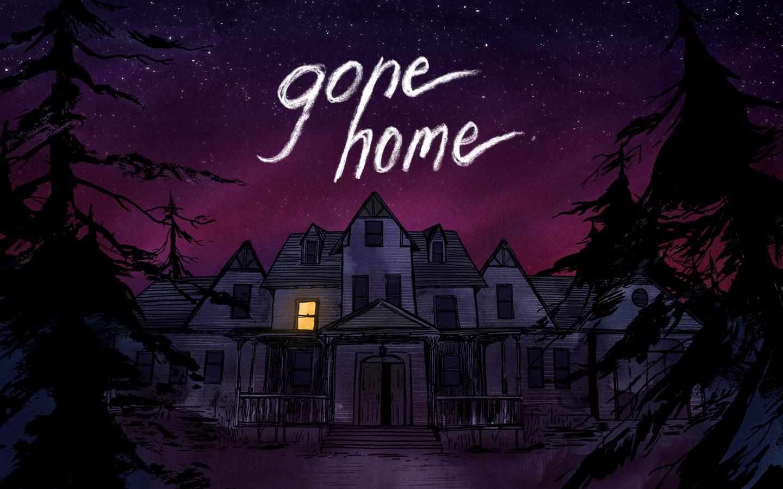 Screenshot do app Gone Home