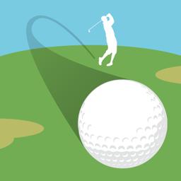 Ícone do app The Golf Tracer