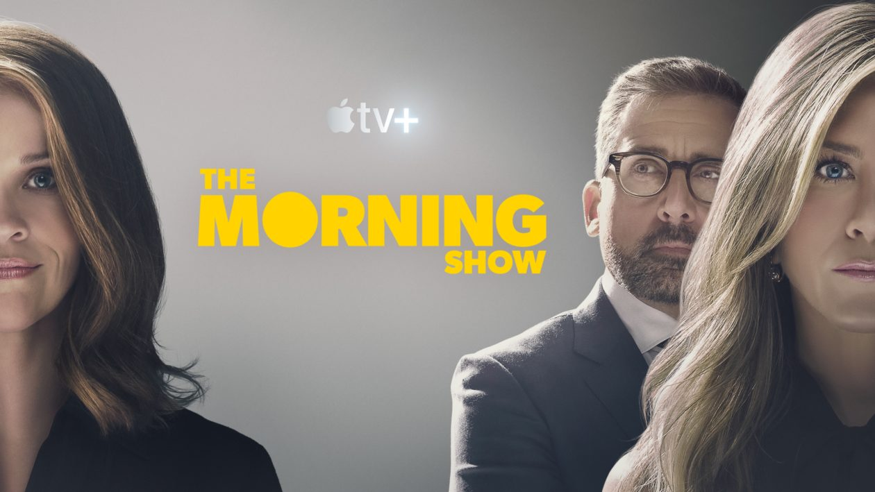 "Pôster de ""The Morning Show"""