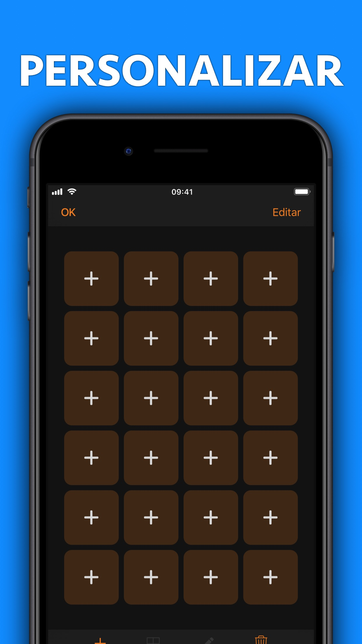 Screenshot do app NumPad & KeyPad for Mac