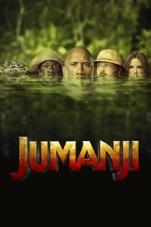 Capa do filme Jumanji: Bem-Vindo À Selva