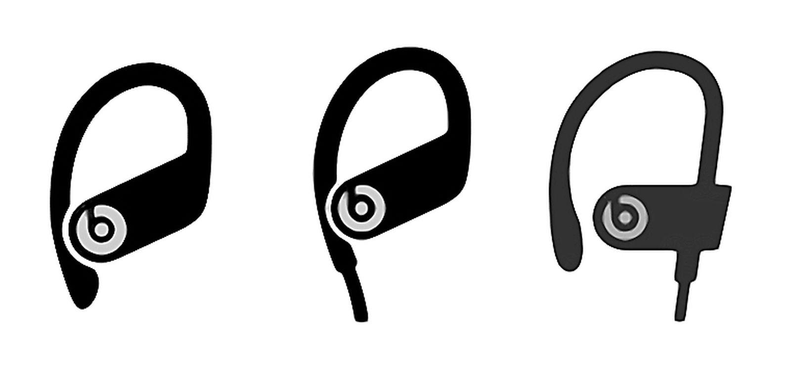 """Possível design dos """"Powerbeats4"""""""