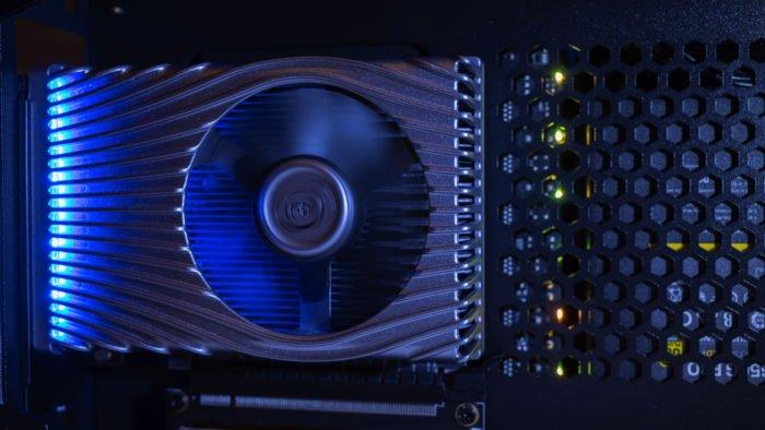 Intel DG1 Xe
