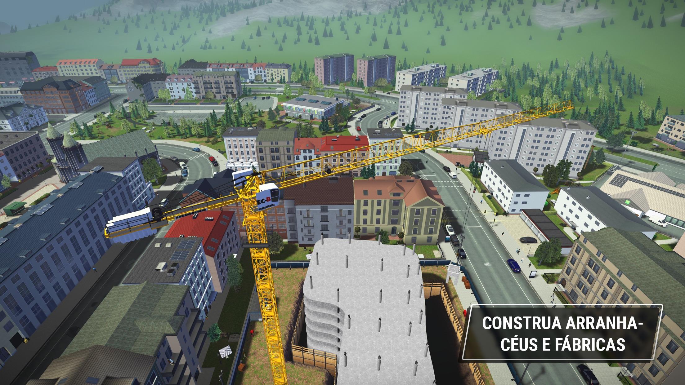 Screenshot do app Construction Simulator 3