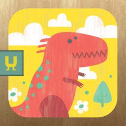 Ícone do app Mini-U: Memoria Dinosaurs