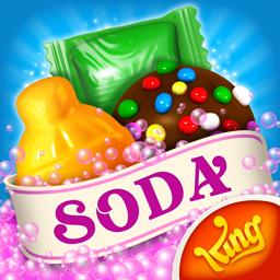 Ícone do app Candy Crush Soda Saga