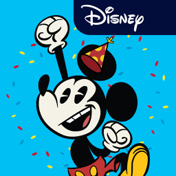 Ícone do app Disney Stickers: Mickey