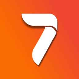 Ícone do app Best 7 Minute Fitness Workout