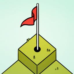 Ícone do app Golf Peaks