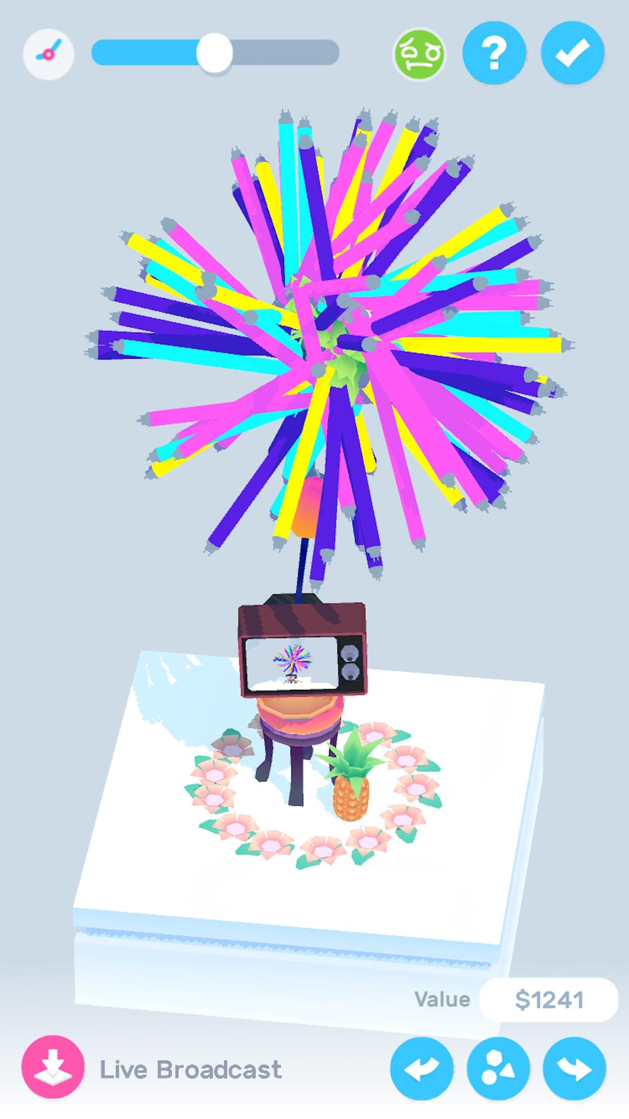 Screenshot do app Super Sculptor