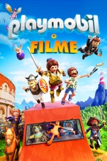 Capa do filme Playmobil: O Filme