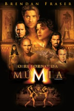 Capa do filme O Retorno da Múmia (The Mummy Returns) [Legendado]