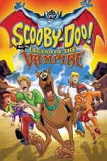 Capa do filme Scooby-Doo! E a Lenda do Vampiro