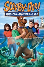 Capa do filme Scooby-Doo! E a Maldição do Monstro do Lago (Dublado)